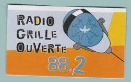 Radio Grille Ouverte 88.2